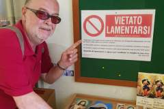 LORETO-VIETATO-LAMENTARSI